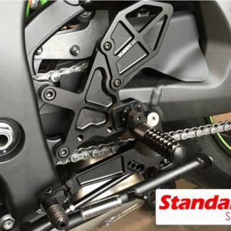 Vortex rearset Kawasaki ZX-10R 2016-