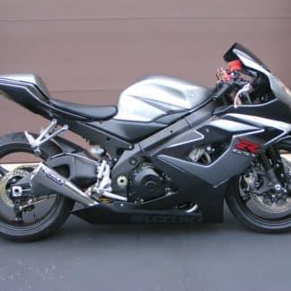 Brock's Alien Head 2 Suzuki GSXR 1000 2005-2006 uitlaatsysteem