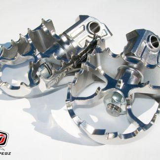 Pivot Pegz voetsteunen kantelbaar (Honda VFR 1200X Crosstourer) PP-64
