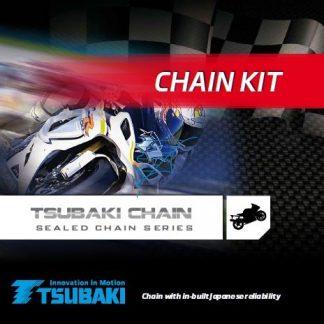 Tsubaki chain set