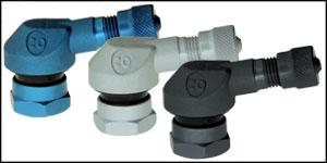 Ariete ventiel aluminium haaks