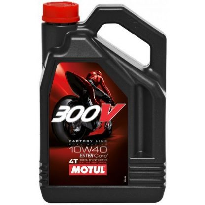 Motul 300V 4 liter