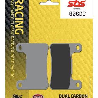 SBS remblokken 806 Dual Carbon
