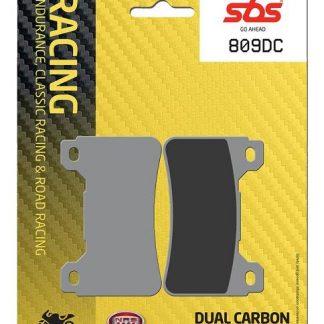 SBS remblokken 809 Dual Carbon