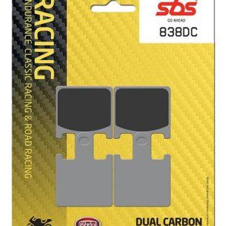 SBS remblokken 838 Dual Carbon
