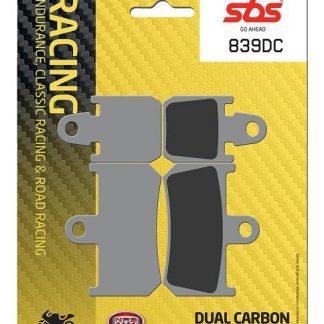 SBS remblokken 839 Dual Carbon