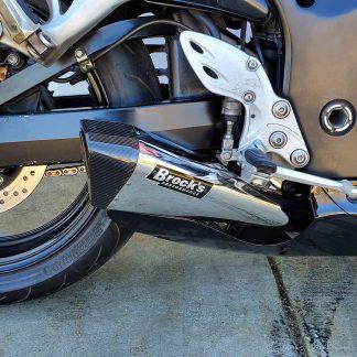 Brocks Penta Carbon GSXR 1300 Hayabusa