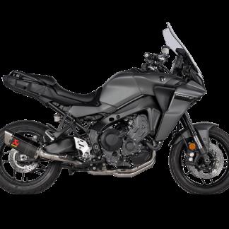 Akrapovic Yamaha Tracer 9 2021 carbon